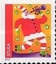 [Holiday Music Maker - Self-Adhesive Booklet Stamps - Size: 22 x 25mm, Typ EKP1]