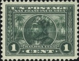 [Panama Pacific Exposition Issue, type EL]
