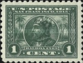 [Panama-Pacific Exposition Issue - Different Perforation, Typ EL1]