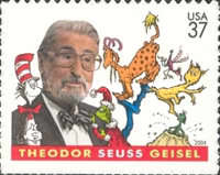 [The 100th Anniversary of the Birth of Theodor Seuss Geisel - Self-Adhesive, Typ ELH]
