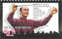 [The 80th Anniversary of the Birth of Henry Mancini - Self-Adhesive, Typ ELN]