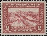 [Panama Pacific Exposition Issue, Typ EM]