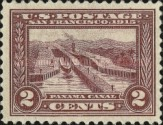 [Panama Pacific Exposition Issue, type EM1]