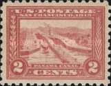 [Panama-Pacific Exposition Issue - Different Perforation, Typ EM2]