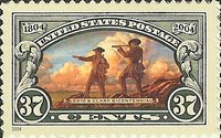 [The 200th Anniversary of the Lewis & Clark Expedition - Self-Adhesive, Typ EMC]