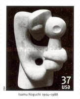 [The 100th Anniversary of Isamu Noguchi - Self-Adhesive, Typ EMI]