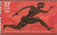 [Olympic Games Athens, Greece - Self-Adhesive, Typ EML]