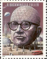 [Richard Buckminster Fuller - Self-Adhesive, Typ EMS]