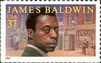 [James Baldwin - Self-Adhesive, Typ EMU]