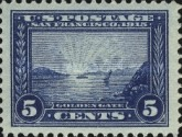 [Panama Pacific Exposition Issue, Typ EN]