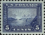 [Panama-Pacific Exposition Issue - Different Perforation, Typ EN1]