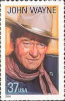 [Legends of Hollywood - John Wayne - Self-Adhesive, Typ ENH]