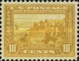 [Panama Pacific Exposition Issue, type EO]