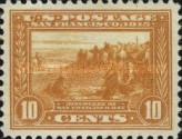 [Panama Pacific Exposition Issue, type EO1]