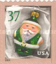 [Christmas - Santa Ornaments - Self-Adhesive Booklet Stamps, Typ EOH]