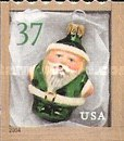 [Christmas - Santa Ornaments - Self-Adhesive Booklet Stamps, Typ EOH1]