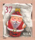 [Christmas - Santa Ornaments - Self-Adhesive Booklet Stamps, Typ EOJ]
