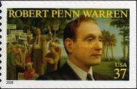 [The 100th Anniversary of the Birth of Robert Penn Warren - Self-Adhesive, Typ EPN]