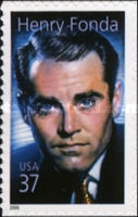 [Legends of Hollywood - Henry Fonda - Self-Adhesive, Typ EQF]
