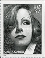 [The 100th Aniversary of the Birth of Greta Garbo - Self-Adhesive, Typ ESF]
