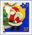 [Christmas Cookies - Self-Adhesive Booklet stamps, Typ ESK1]