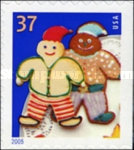 [Christmas Cookies - Self-Adhesive Booklet stamps, Typ ESN1]