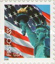 [Lady Liberty & Flag - Self-Adhesive Booklet Stamps (39 cents), Typ ESY7]
