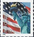 [Lady Liberty & Flag - Self-Adhesive Booklet Stamps (39 cents), Typ ESY9]