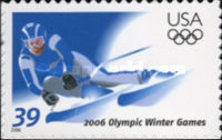 [Winter Olympic Games - Turin, Italy - Self-Adhesive, Typ ETS]