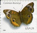 [Common Buckeye Butterfly - Self-Adhesive Booklet Stamp, Typ EUL1]