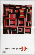 [Quilts of Gee's Bend - Self-Adhesive, Typ EZH]