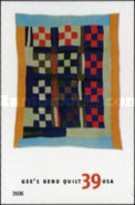[Quilts of Gee's Bend - Self-Adhesive, Typ EZJ]