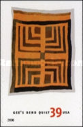[Quilts of Gee's Bend - Self-Adhesive, Typ EZK]