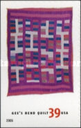 [Quilts of Gee's Bend - Self-Adhesive, Typ EZM]