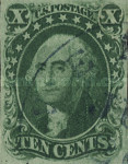 [George Washingon, 1732-1799 - See Info, Typ F3]