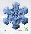 [Holiday Snowflakes - Self-Adhesive - Denomination Level with the