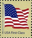 [American Flag (41 cents), Typ FBK]
