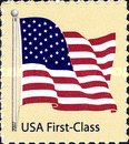 [American Flag - Self-Adhesive (41 cents), Typ FBK1]