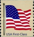 [American Flag - Coil Stamp (41 cents), Typ FBK2]