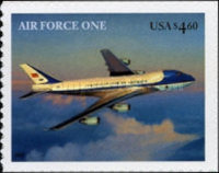 [Presidential Aircraft - Air Force One & Marine One - Self-Adhesive, Typ FCU]