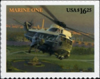 [Presidential Aircraft - Air Force One & Marine One - Self-Adhesive, Typ FCV]