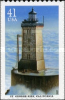 [Pacific Lighthouses - Self-Adhesive, Typ FDA]
