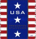 [Patriotic Banner - Self-Adhesive Coil Stamp (10 cents), Typ FDJ]