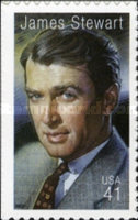 [Legends of Hollywood - James Stewart - Self-Adhesive, Typ FFS]