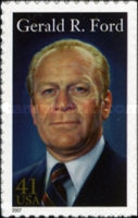 [Gerald R. Ford - Self-Adhesive, Typ FGE]
