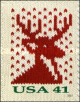 [Christmas - Holiday Knits - Self-Adhesive Booklet stamps, Typ FGM]