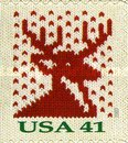 [Holiday Knits - Self-Adhesive Booklet Stamps, Typ FGM1]