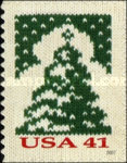 [Christmas - Holiday Knits - Self-Adhesive Booklet stamps, Typ FGN]