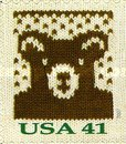 [Holiday Knits - Self-Adhesive Booklet Stamps, Typ FGP1]