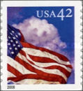 [Flags - Self-Adhesive Coil Stamps, Typ FHN2]